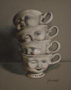 Nicole Caulfield Fine Art: Madhatter
