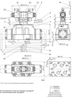 7 Best 4WEH Rexroth Electro-Hydraulic Directional Control ... Vickers Directional Control Valve Wiring Diagram on vickers hydraulic control valve parts, vickers vane pump diagram, cross hydraulic valve diagram,