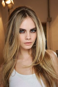 cara delevingne hair - Google Search