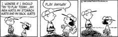 Play anyway. | May 8, 1984.