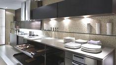 Clique Arquitetura - Seu portal de Ideias e Soluções - Cozinha: Escolhendo o Mobiliário
