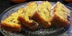 Socni kolac od narance — Recepti — Coolinarika