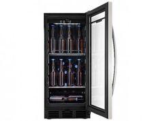 Expositor/Cervejeira Vertical 1 Porta 80L - Frost Free Midea Liva com as melhores condições você encontra no Magazine Raimundogarcia. Confira!