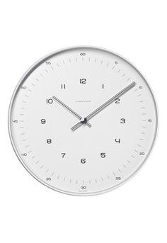 Max bill Wall clock RC  |  Junghans