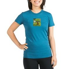 Dress for success. There are different types of shirts available. Check out our Cafe Press store.