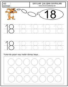 18 sayısı okul öncesi çalışmaları - Google'da Ara
