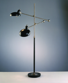 Two Light Floor Lamp: Two Light Bronze Floor Lamp : 217LT | Bright Light Design Center,Lighting