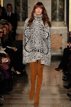 Emilio Pucci AW13 - the boots