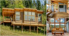 FabCab is a design company out of Seattle, Washington that specializes in designing tiny homes that are accessible for anyone of any age including the handicapped and elderly.