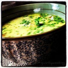 Coconut Lemon Chicken Soup