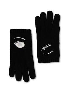 Moschino WInk Gloves