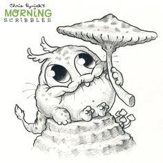 Chris Ryniak Morning Scribbles