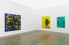 Contemporary art exhibition, Dale Frank, Solo Exhibition at Neon Parc, Tinning Street, Melbourne, Australia