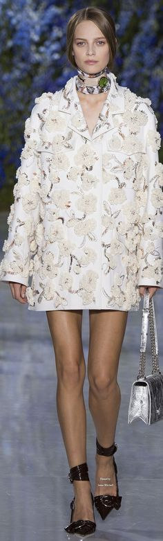Christian Dior Collection Spring 2016 Ready-to-Wear