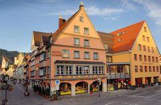 Hotel Sonne Füssen im Allgäu near Neuschwanstein