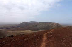 Volcanoes close to #Corralejo, Fuerteventura.