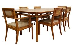 Midcentury Dining Set by Hickory