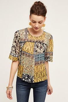 Deka Top - anthropologie.com