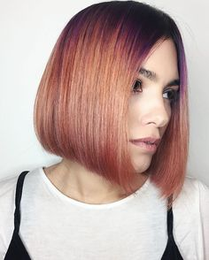 WEBSTA @ chrisweberhair - One more of this #beautiful #colour I did on my girl @xandervintage last week  #chrisweberhair using @joicointensity to create this #look  #vancouverhairstylist #vancouverhairstyle #vancouvercolourist #vancouvercolourist #modernsalon #behindthechair #hairtrend #hairstyle #hairlove #beauty #love #xoxo
