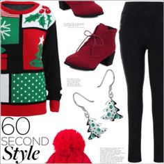 Holiday 60second style