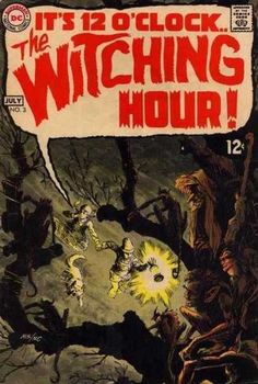 nick cardy witching hour