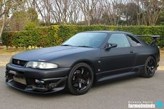 Feature: Hirokazu's R33 GT-R