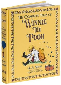 The Complete Tales of Winnie-the-Pooh (Barnes & Noble Collectible Editions)…