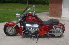 2013 Boss Hoss Riding  Model BHC-3 LS44 motorsiklet (41.800 Dolar)