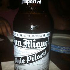 San Miguel - The original Pale Pilsen