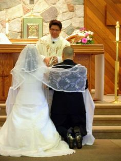 Traditional Filipino Wedding The Veil And Cord