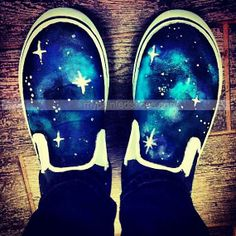 #Galaxy Shoes