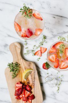 summer strawberry gi