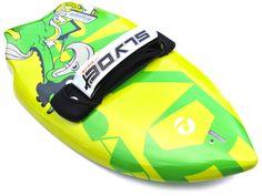 Trash Talk Wedge Handboard For Bodysurfing With Gopro Attachment