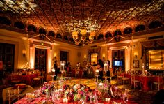 The Berakers, West Palm Beach. Gold Room - Photo by Munoz Photography