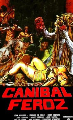 † Museu dos Horrores †: Cannibal Ferox 1981 (Legendado)