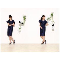directed by DILIGENCE PARLOUR  dress/ L'atelier Fenetre ¥28,000+tax