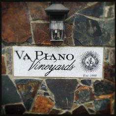 Va Piano. Gorgeous estate surrounded by apple orchards.