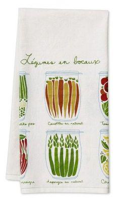 For Sale: Williams-Sonoma Canning Tea Towel