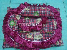 Price : RM 100    Set Tilam Kekabu dan Sarung     -Mengandungi  1) 1 Tilam besar Dan sarung   2) 2 Bantal kecil dan 2 sarung   3) 2 Bantal panjang dan 2 sarung    Price: RM100.00
