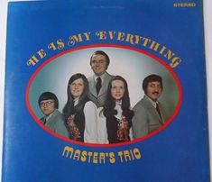 Master's Trio (2) – He Is My Everything Label: Not On Label – QCS 954 Format: Vinyl, LP, Album Country: Canada Released:   Genre: Folk, World, & Country Style: Gospel He Is My Everything, Lp Album, Happy Day, Country Style, Folk, Label, Canada, Collection, Rustic Style