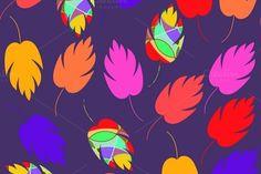 5 Vector floral tile pattern by LuizaVictorya on Creative Market