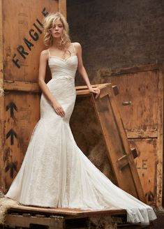 Bridal Gowns, Wedding Dresses by Hayley Paige - Style HP6404