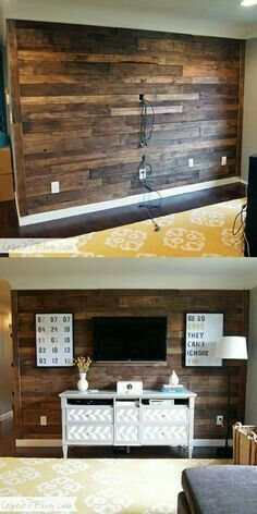 Decor hacks 20 diy pallet wall decorative objects pinterest teds woodworking pallet project projects you can start building today solutioingenieria Image collections