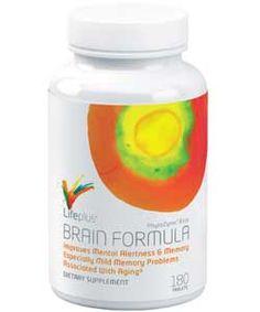 Lifeplus - Gabi und Josef Winkler - Brain Formula