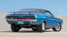 Classic Car News Pics And Videos From Around The World Challenger Rt, Dodge Srt, Air Shocks, Dual Clutch Transmission, Crate Engines, American Racing, Dodge Charger, Drag Racing, Hot Cars