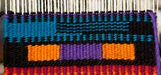 Intro to Tapestry Class: Pick and Pick Combination Plus Chevrons | Mirrix Tapestry & Bead Looms