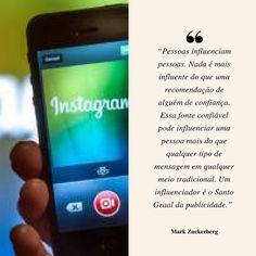As pessoas compartilham, leem e geralmente se engajam mais quando o conteúdo é apresentado através de alguém que elas conhecem e confiam. #instagramturbinado #midiassociais #redessociais #marketingdigital #negociosdigitais