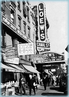 Loews Canal Street Theater (1935)