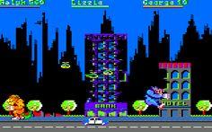 Rampage (Activision / Electric Dreams, 1988)