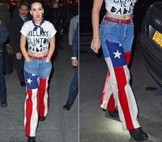 Well, like I said before… many brands now have ready to wear boyfriend jeans for women in their stores. Katy Perry, Put On, Boyfriend Jeans, Ready To Wear, Capri Pants, Guys, How To Wear, Women, Fashion